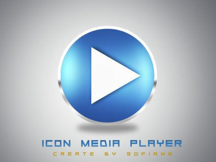 Media Player Icons Media