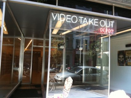 Video Take Out Depot
