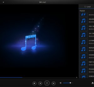 Windows Media Player software